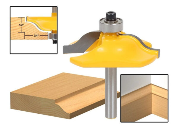 Molding Router Bits